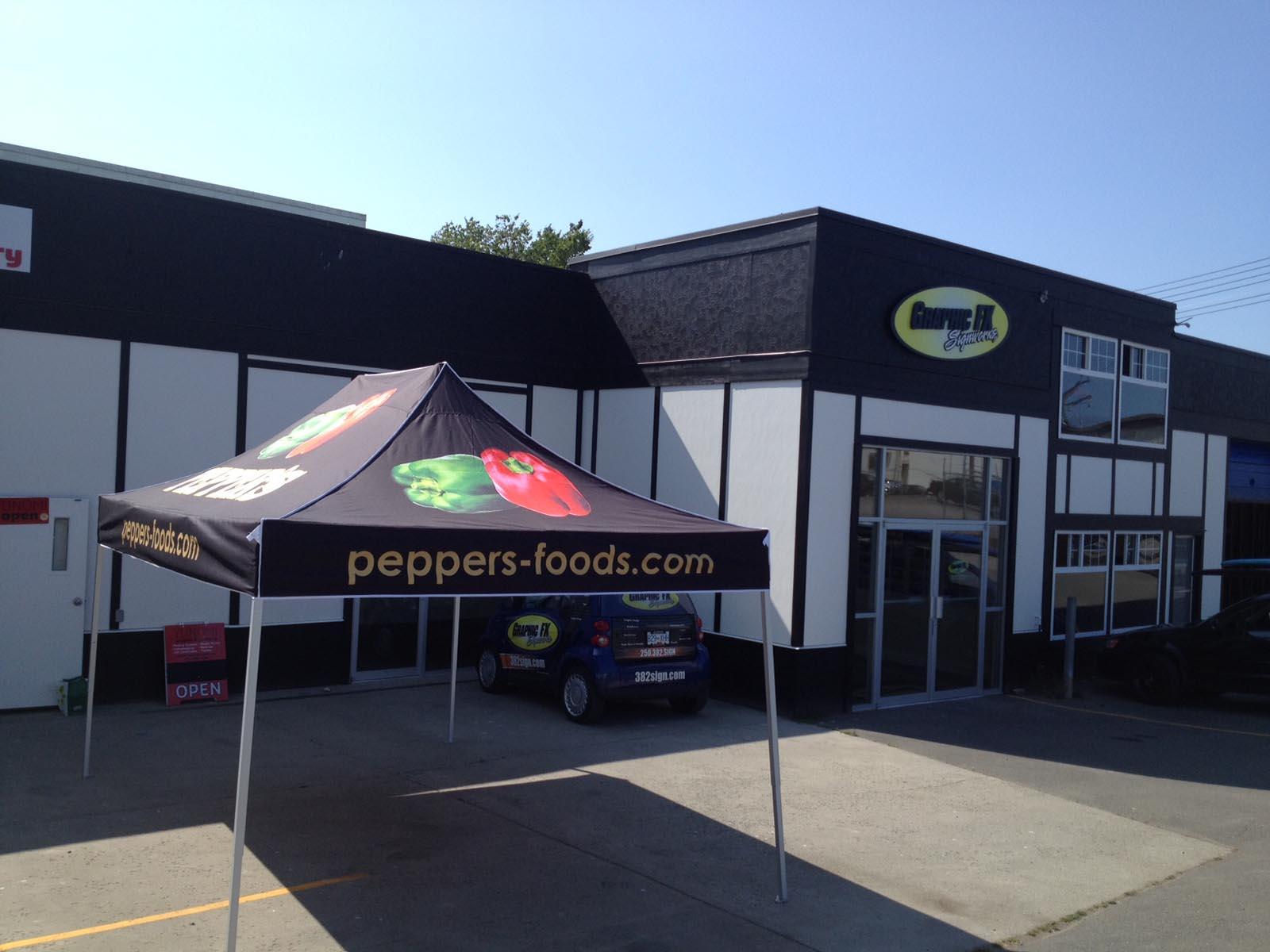 PeppersFoods-tent