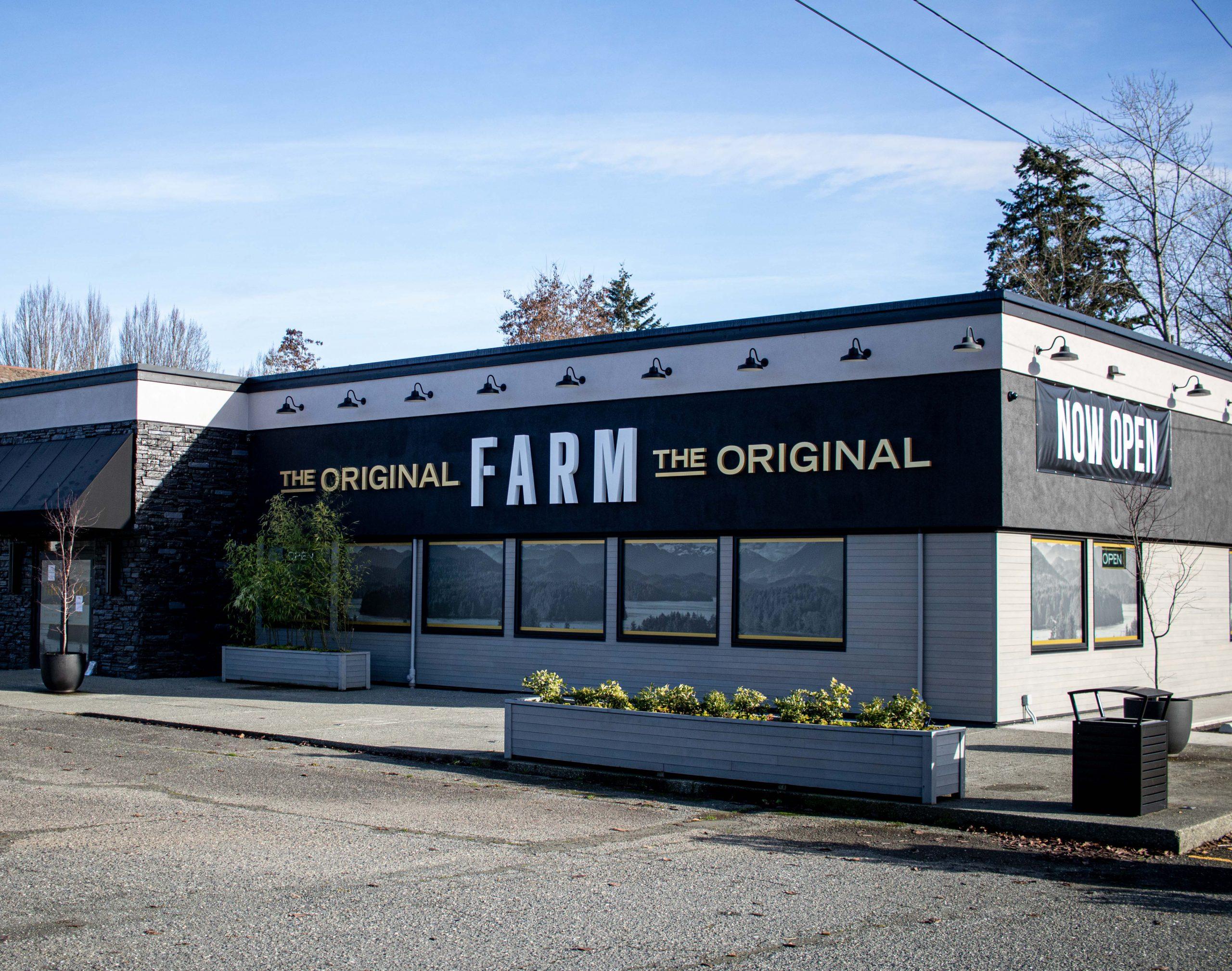 The farm duncan-3895